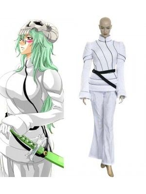 Bleach Neliel Tu Espada Uniform Cosplay Outfits Costumes