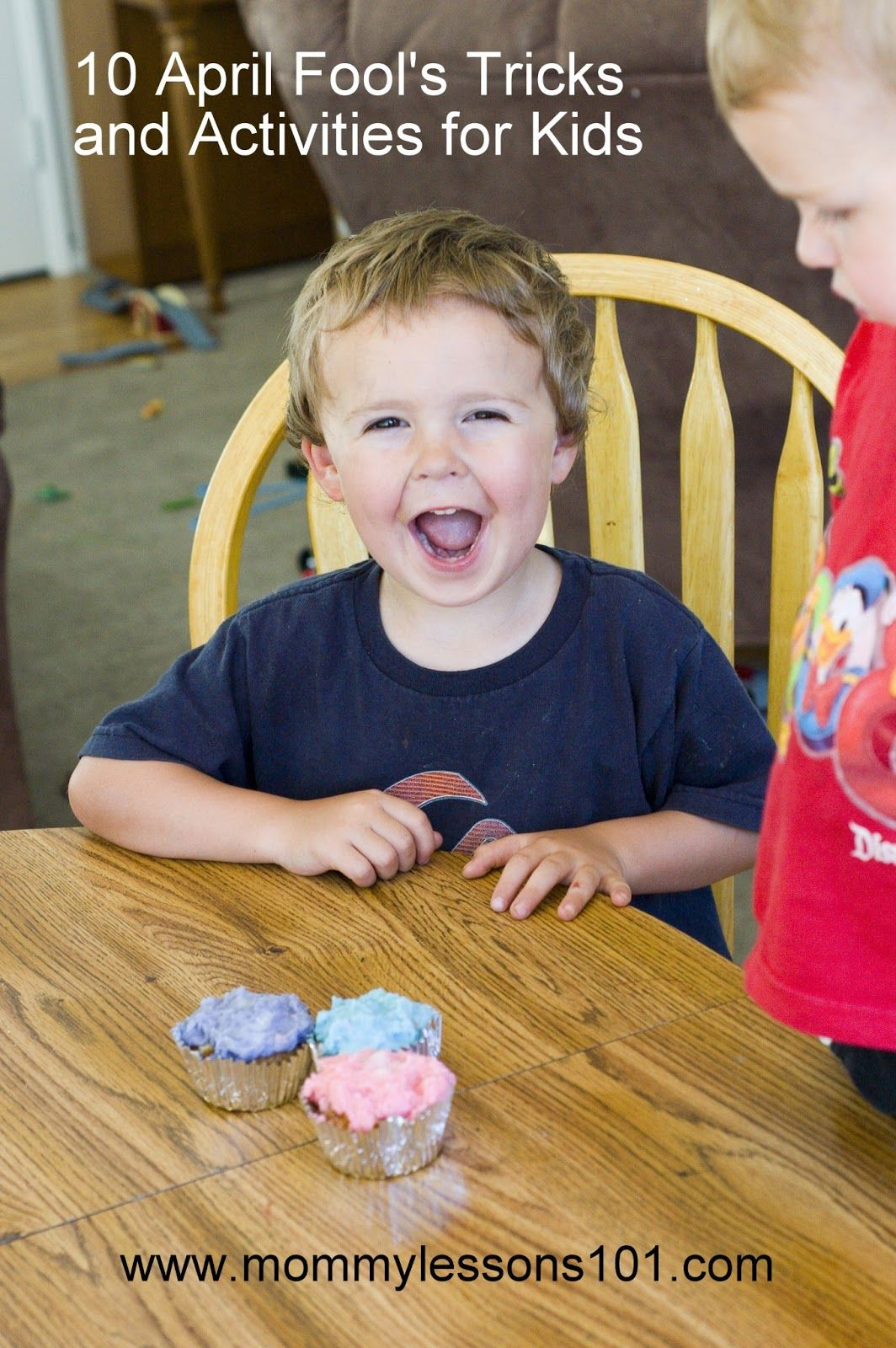 10 April Fool S Day Tricks And Activities For Kids