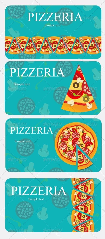 Pizza Shop Trifold Brochure Template – Sample Pizza Menu Template