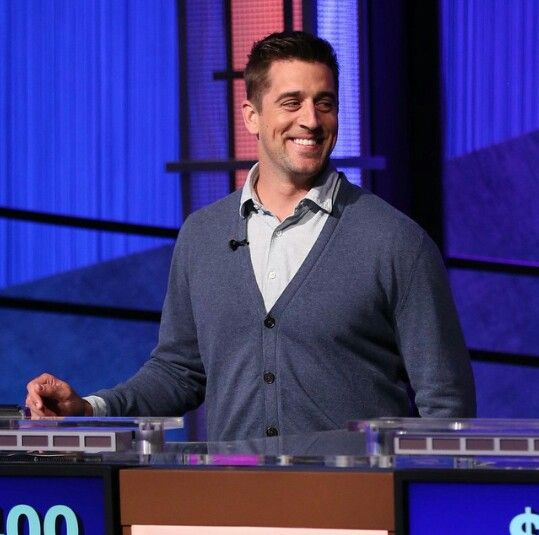 Aaron Rodgers Went On Jeopardy And Won Guess That Means Our Qb Is Smarter Than Yours Aaron Rodgers Best Quarterback Green Bay Packers