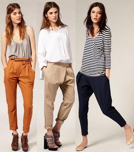 pantalones chinos mujer  5a9fba6c8343