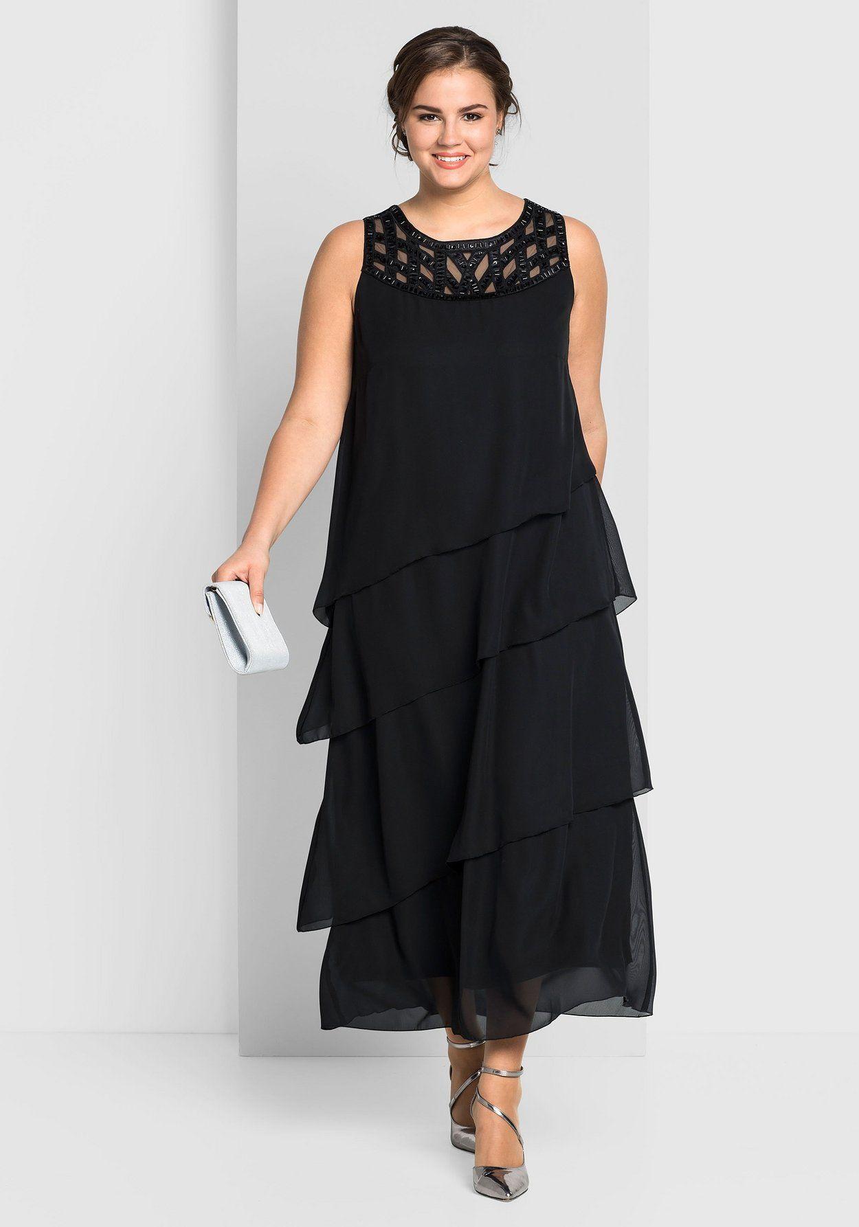 Abendkleid mit Pailletten  Abendkleid, Glamouröse kleider, Modestil