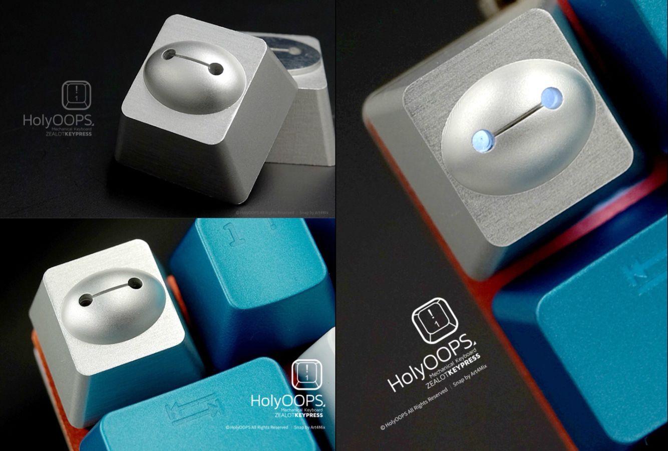 HolyOOPS Baymax Backlit Aluminum Keycap   Headphones, Baymax ...
