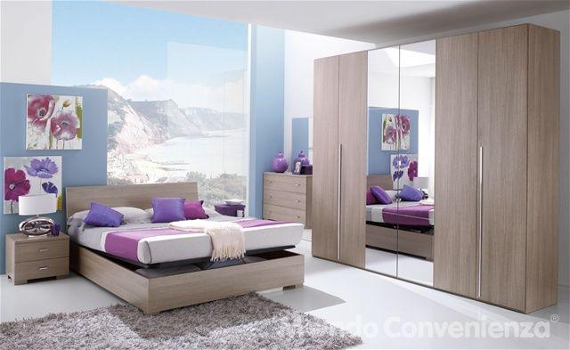 vosy.net | muri camere da letto - Mobili Convenienza Egos