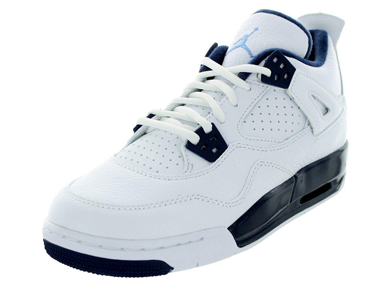 jordan kids retro 4 basketball shoes