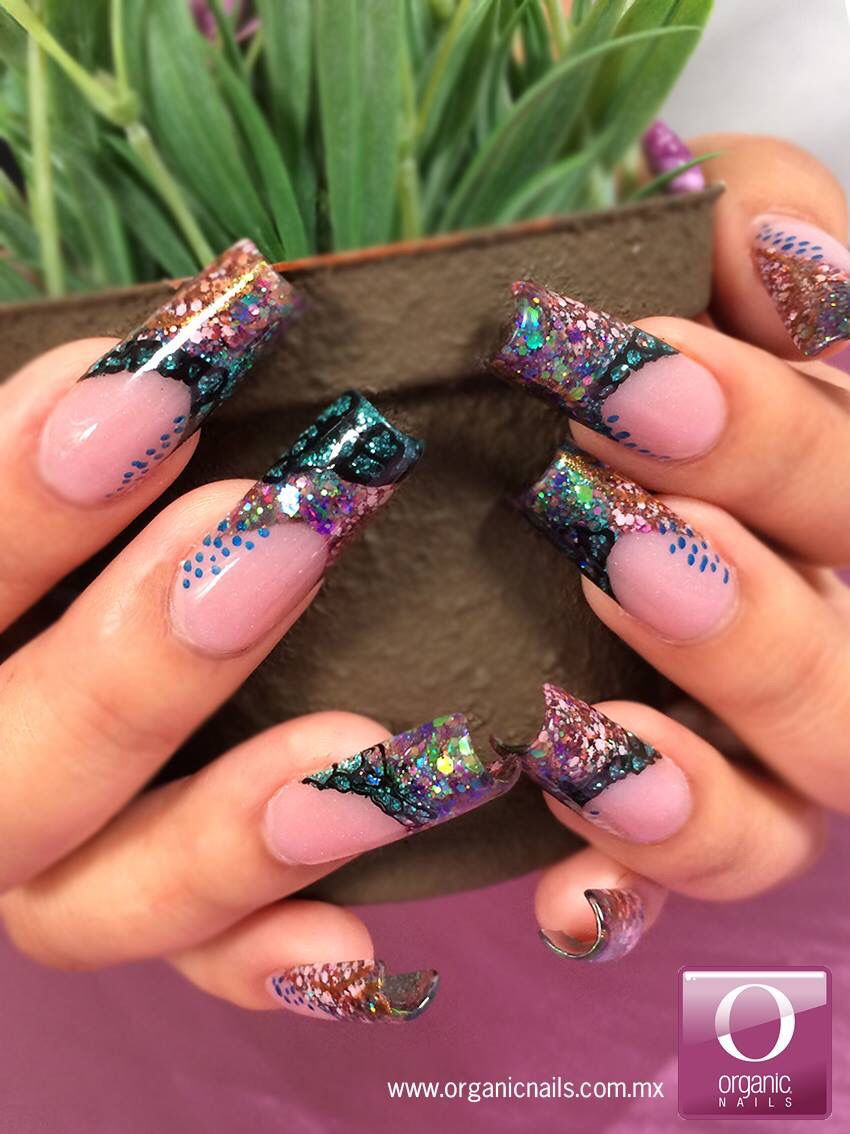 Organic Nails Da Lo Mejor Organic Nails Fashion Nails Elegant Nails