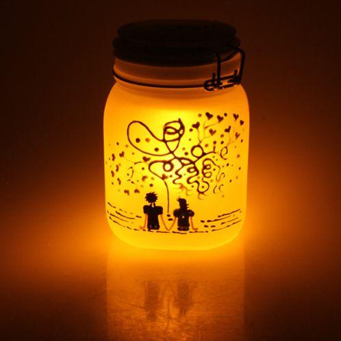 可订做 纯手 来自啦doctor啦的图片分享 堆糖网 Painting Glassware Glass Crafts Glass Painting