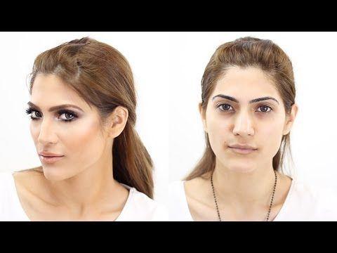 قناة حنان النجادة قناه حنان نجاده Dramatic Makeup Makeup Inspiration Makeup