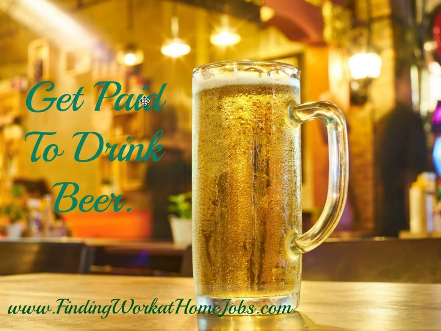 Daily Job Leads and Work At-Home Jobs Blog Drink beer - how to get job leads