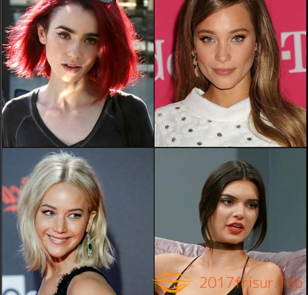 Frisuren trends winter 2018