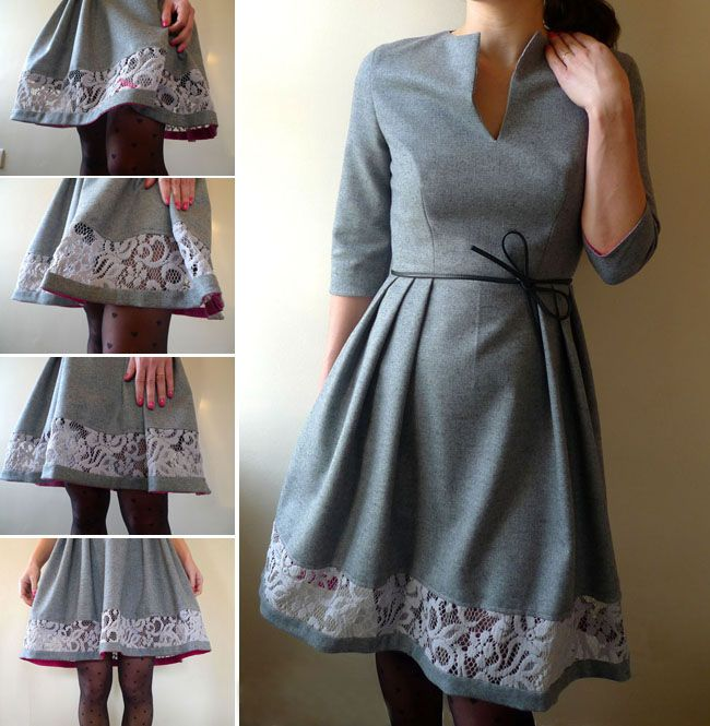 dress pattern | Piece By Piece!! (Patterns) | Pinterest | Hüfte ...