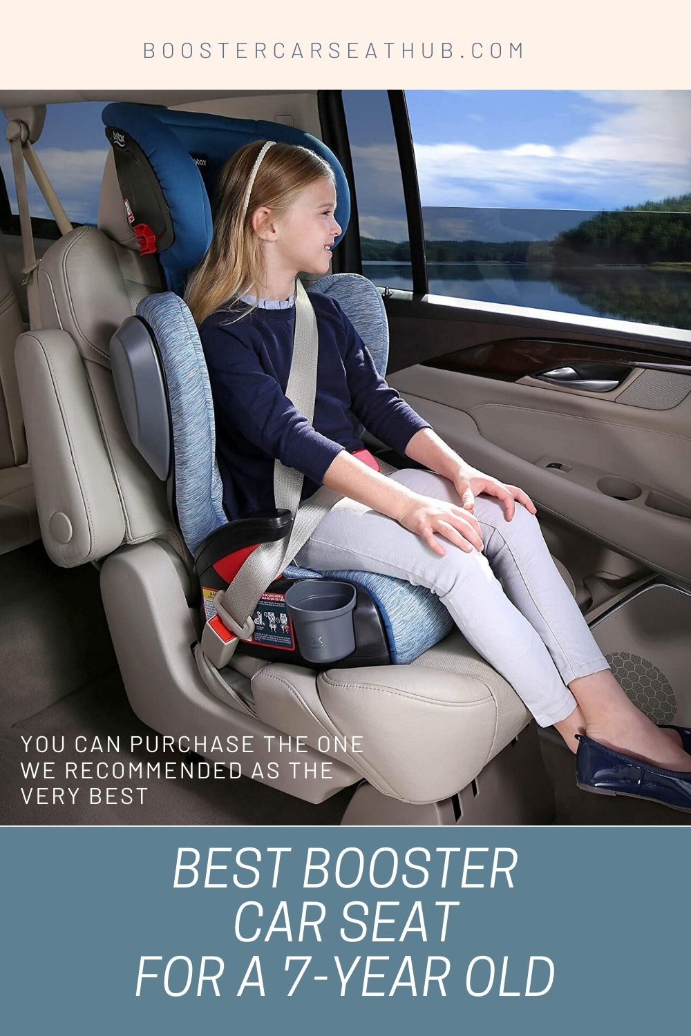 Booster Car Seat For A 7 Year Old, Car Seat For 6 Year Old Boy