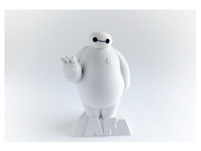 Baymax 3D Printing 23070