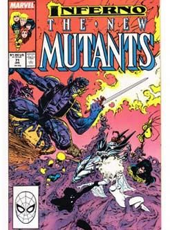 The New Mutants Issue 71 Marvel Comics Back Issues