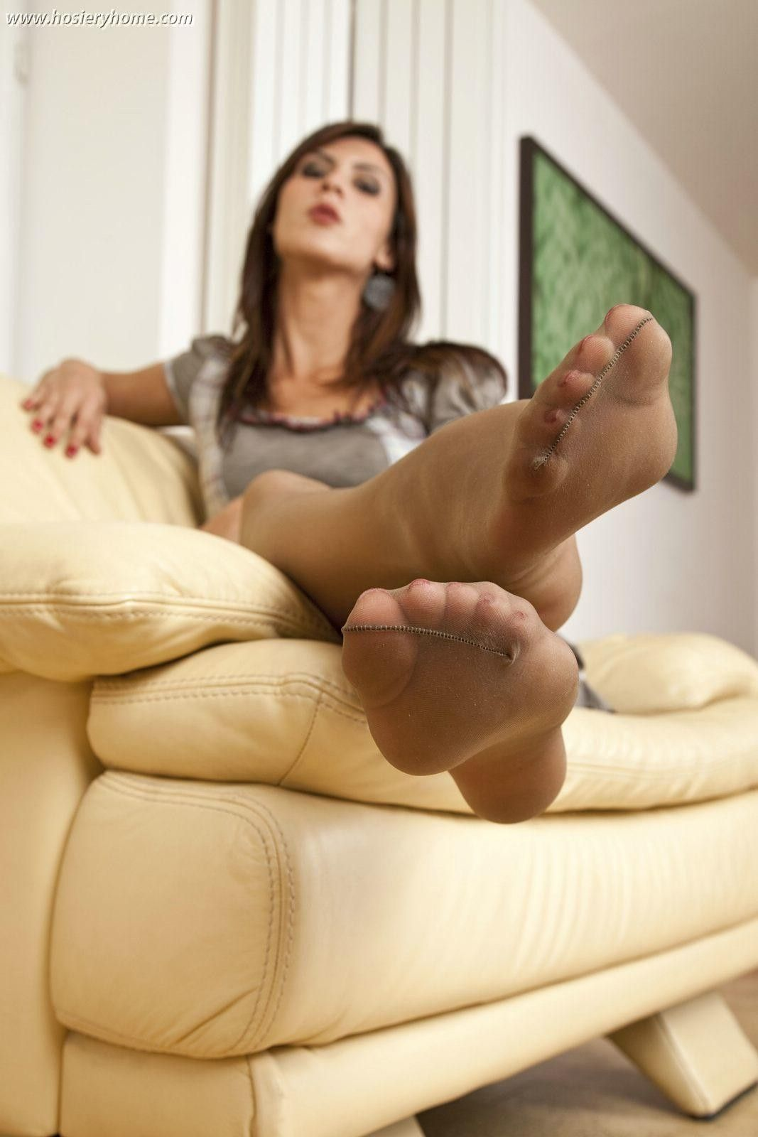 Nylon Feet Sex 43