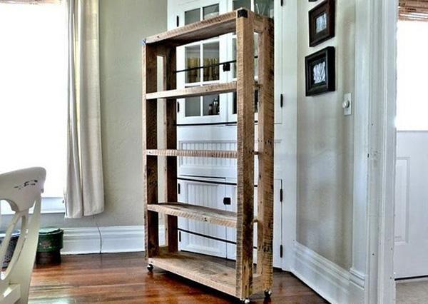 Ideen Für Europaletten Interieur Regal Holz