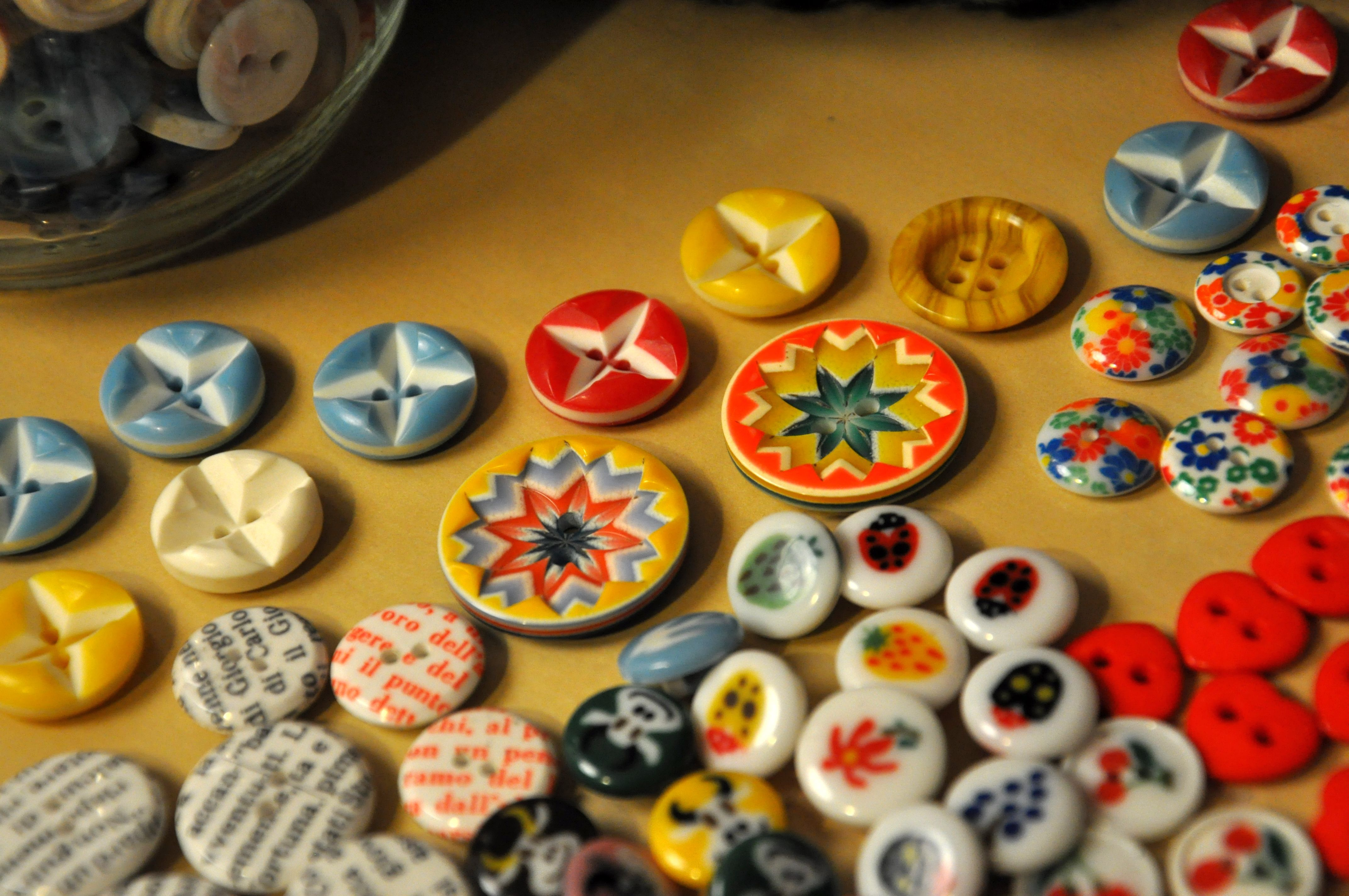 Vintage buttons. | Button | Pinterest