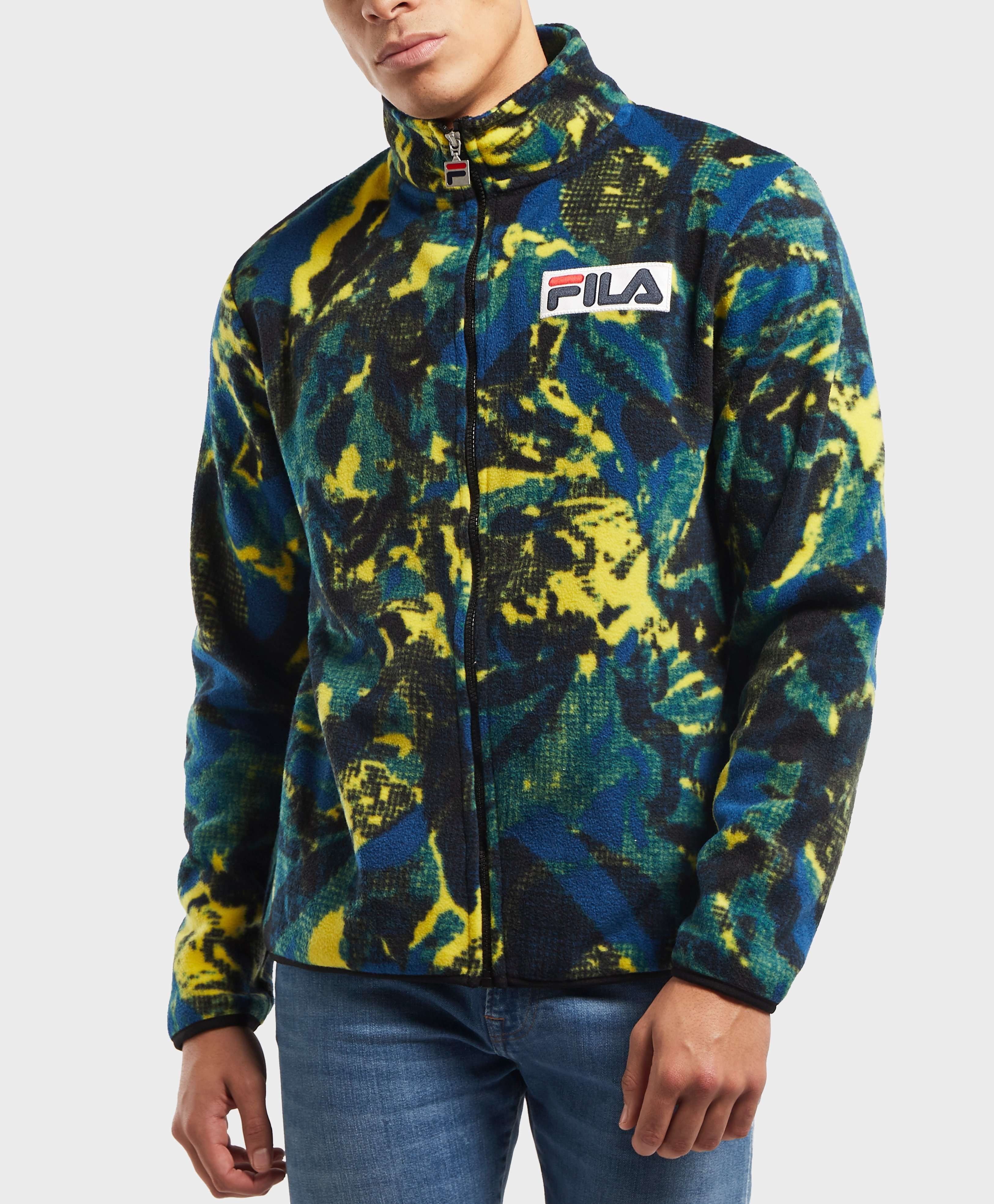 582c50bfadc1 Fila Polsa Print Fleece - scotts supply the best clothing, latest footwear  and essential accessories from the biggest names in the menswear game.