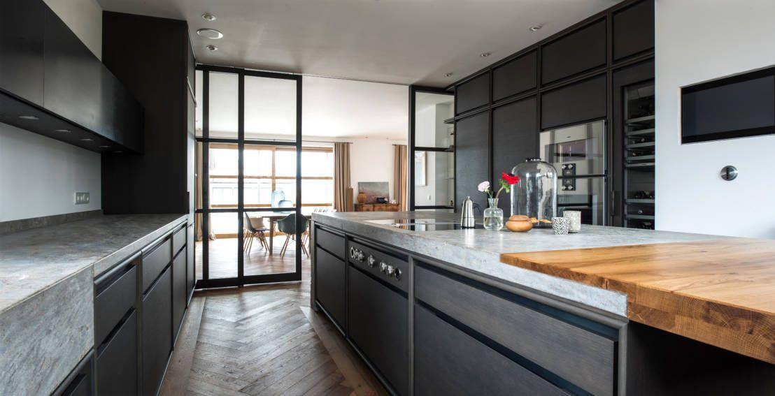 Schlichte Eleganz von werkhaus Minimalist kitchen, Minimalist - wellmann küchen qualität