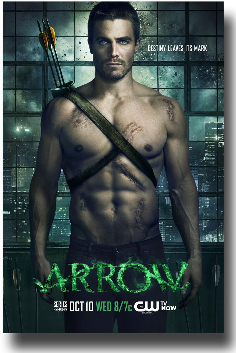 Watch Here's How Stephen Amell Stays Ripped For Arrow' video