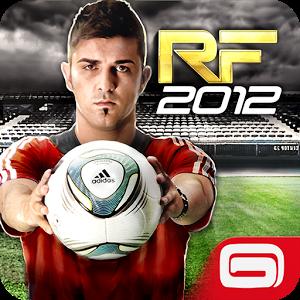 Real Football 2012 V1 8 0 Mod Unlimited Money Gold Real Soccer Soccer Football