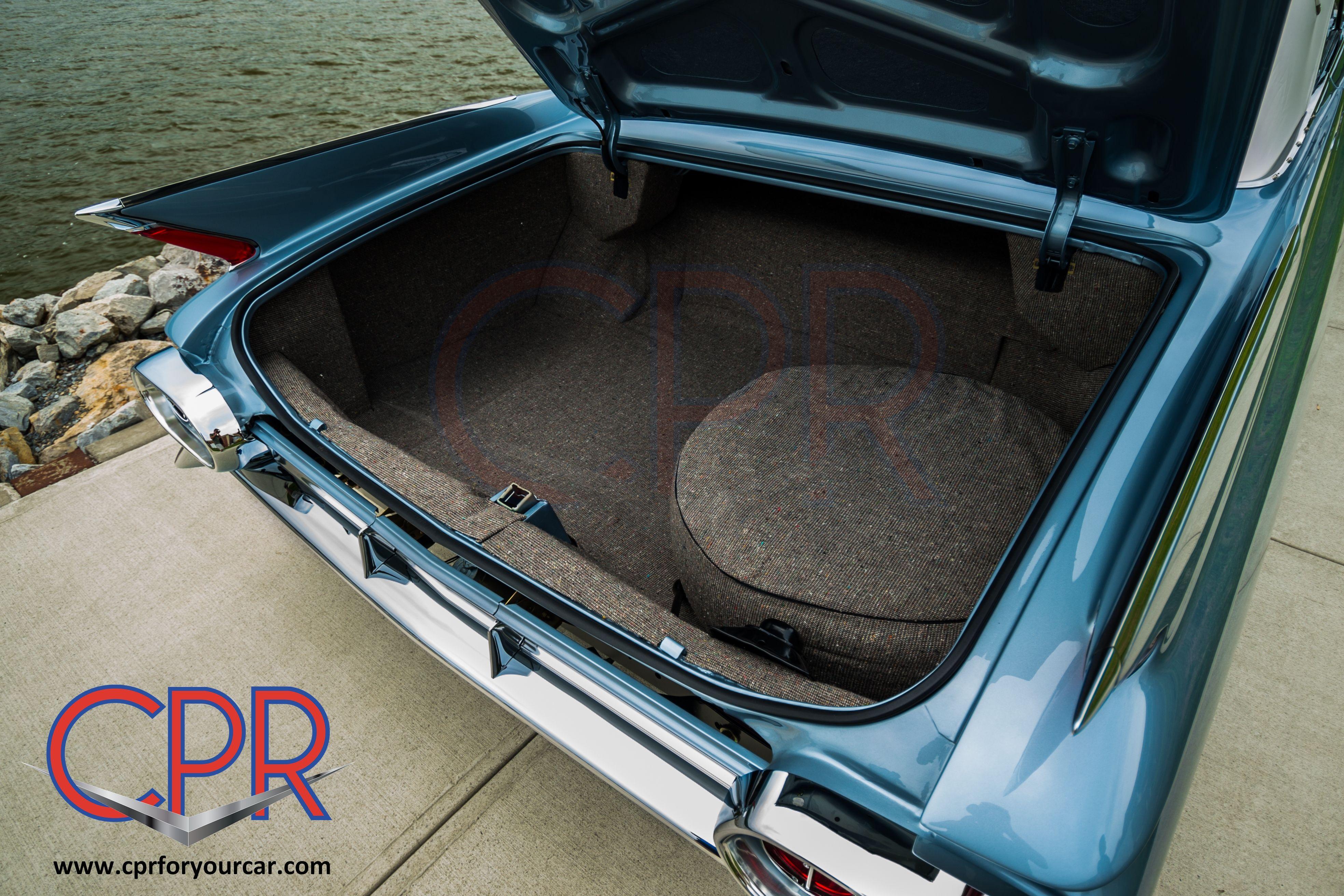 Pin On Cadillac Restoration