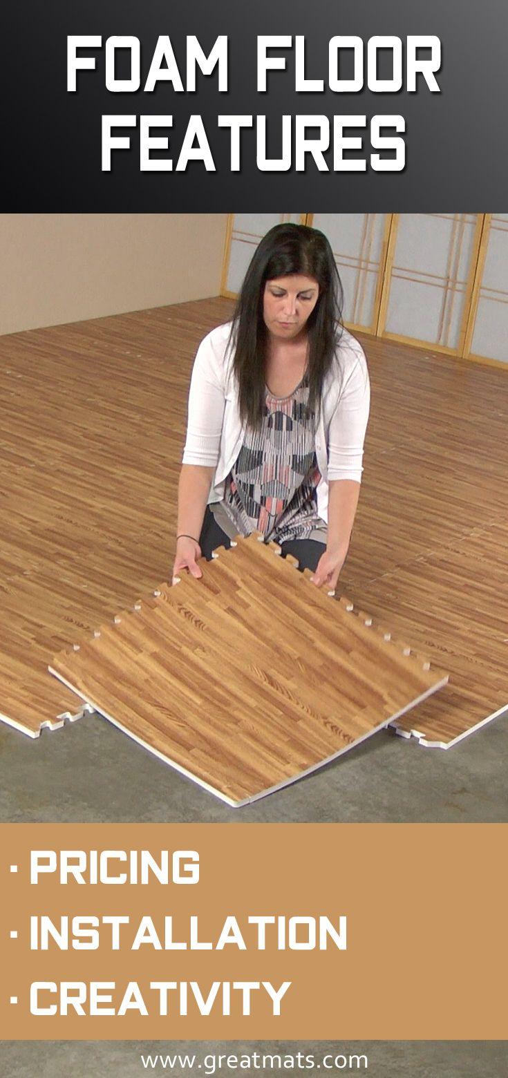 Foam Flooring Tiles: Commonly Overlooked Benefits Foam Flooring Tiles: Commonly Overlooked Benefits Basement basement flooring