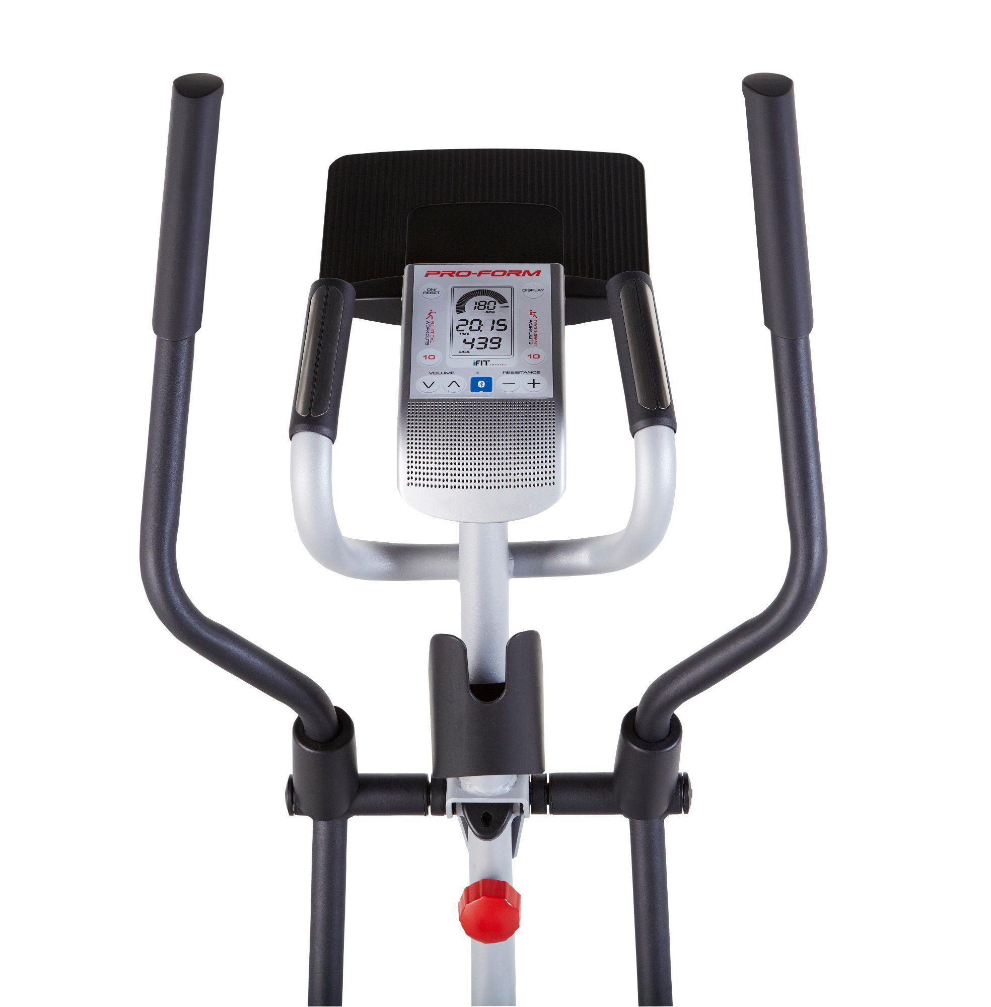 Proform Hybrid Trainer Pro Workout Apps Exercise Bikes