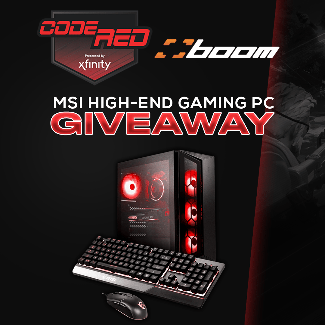 Boomtv Msi Aegis Gaming Pc Giveaway Vast Expand Your Reach Gaming Pc Giveaway Msi