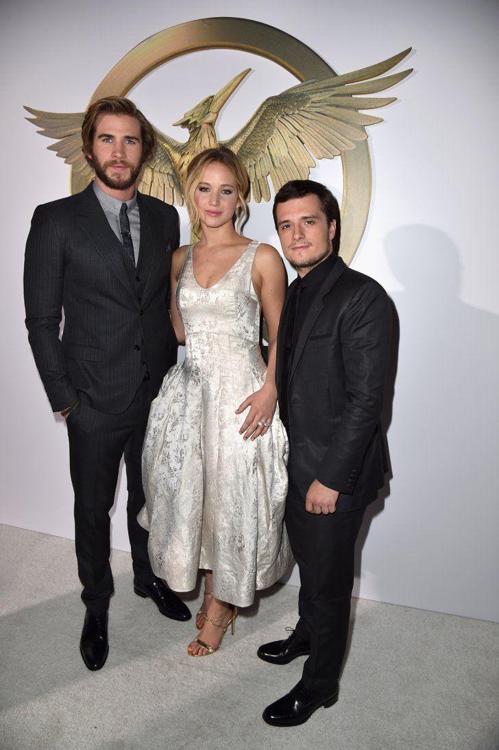 Pin for Later: Jennifer Lawrence lässt uns einmal mehr vor Neid erblassen