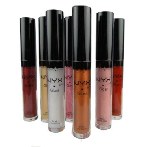 Nyx Round Lip Gloss Vegan Crueltyfree Lip Gloss Lips Special