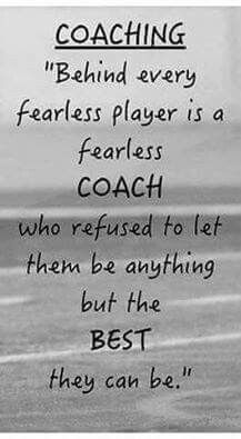Great Coach Quotes Pin by Good Netball Drills on Netball Girls | Pinterest | Softball  Great Coach Quotes