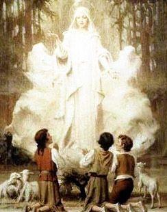 Nossa Senhora De Fatima 13 De Maio 1917 Lucia Francisco