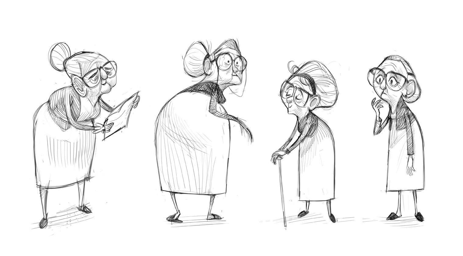 Character Design In Cartoons : Sketch renan nuche https facebook