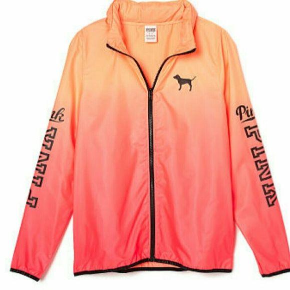 Victorias Secret Pink Jacket