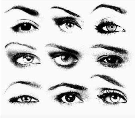 Perfekte Augenbrauen passen zum Gesicht! Augenbrauen Make-Up und Tools zum Formen der Augenbrauen findet ihr bei Wimpernwuensche.de   http://www.wimpernwuensche.de/augenbrauen.html