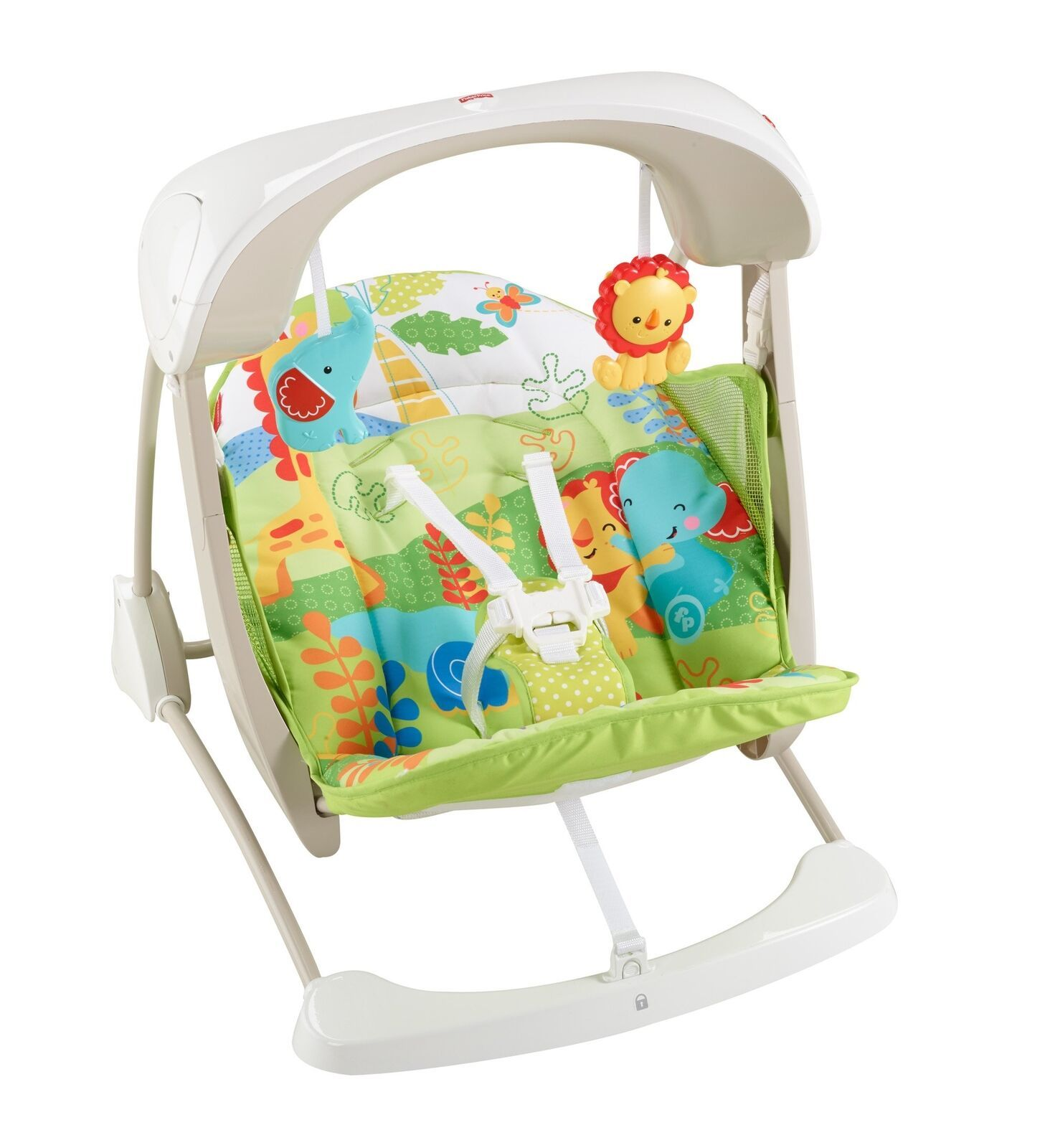 Details About Fisher Price Take Along Swing And Seat