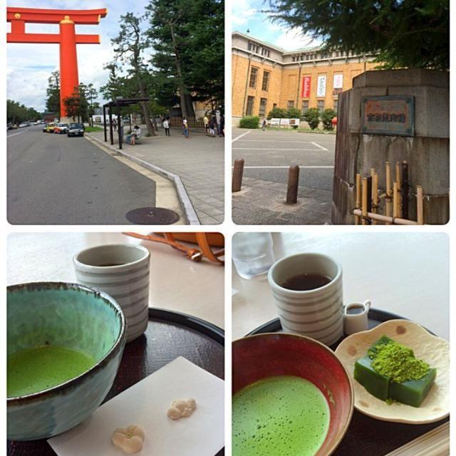 かなり観たがってた末っ子と バルテュス展を観て来ました。 目の保養です。 あの空間がとても落ち着く…  帰りにさがねっちに教えてもらった、 はやしやへ行って来ました。 抹茶でこれまた落ち着く いい休日だった^ ^  さっちゃん♡ありがとです^ ^ - 67件のもぐもぐ - 京都でバルテュス展 by 31sato