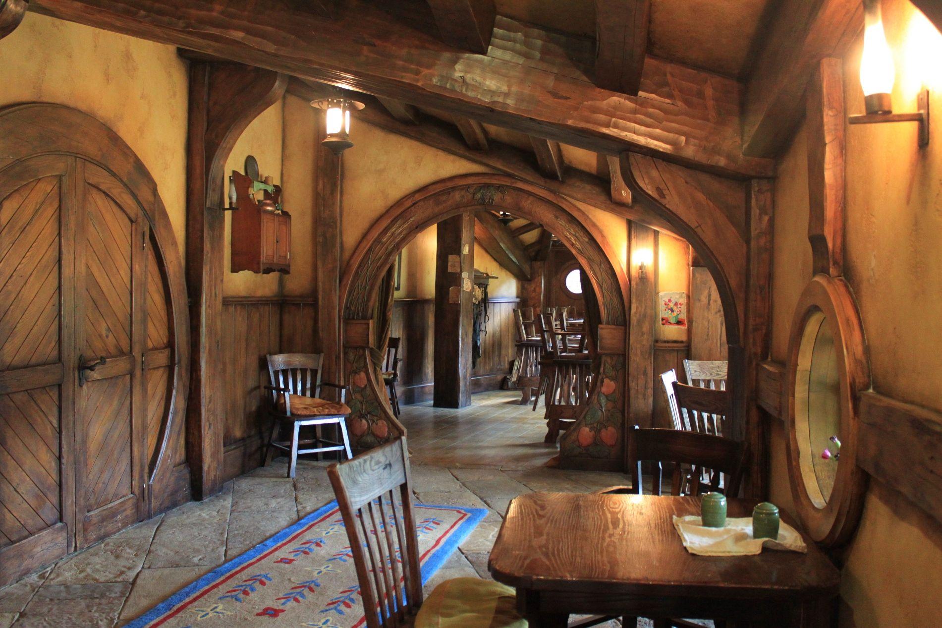 Hobbit Interior Design the hobbit bag end house interior | tag archives: the hobbit | bag