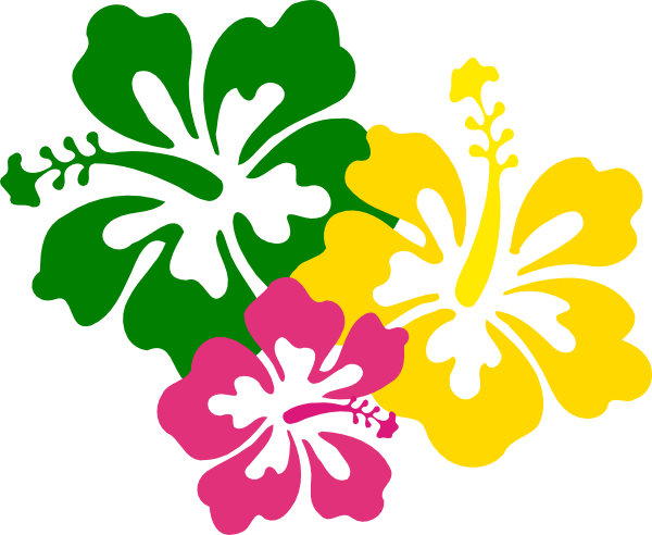 Hawaii Flowers Aloha Hawaii Hibiscus Clip Art Hawaiian Flowers