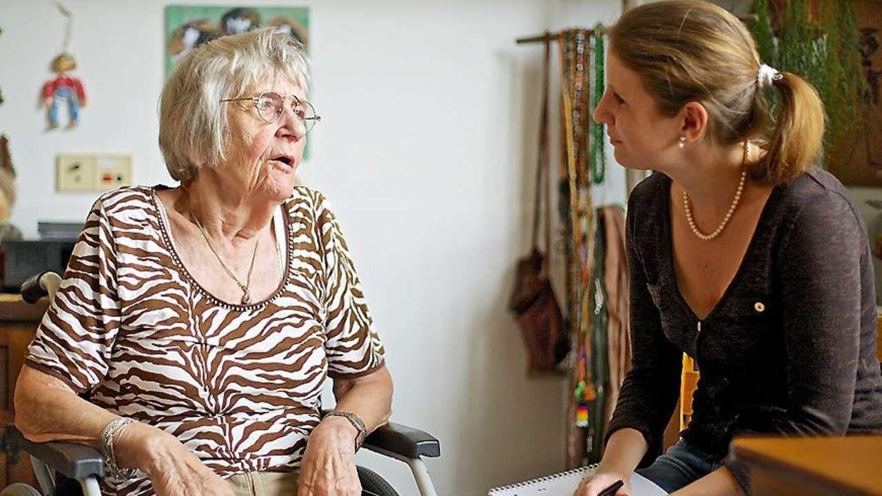 Pflegeheim-Bewertungen