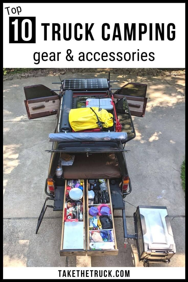 Photo of Truck Bed Camping Gear & Accessories – Top 10