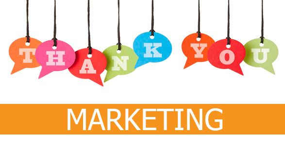 "Il ""grazie"" applicato al marketing: il thank you marketing 