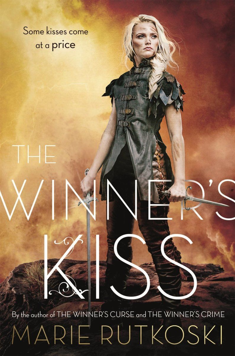 Review The Winner's Kiss by Marie Rutkoski The winners