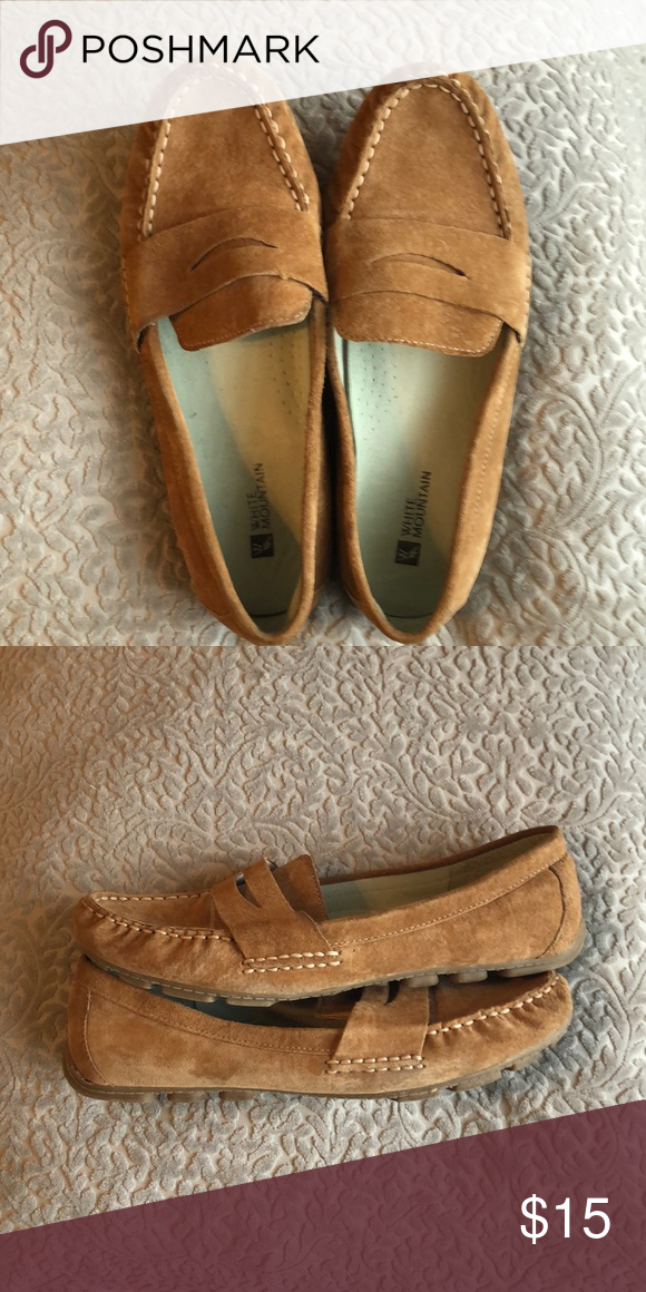 White Mountain Leather Loafers | Latest