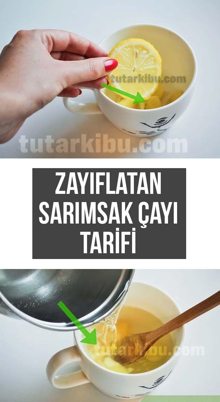 Sarımsak Çayı Tarifi Sarımsak Çayı Nasıl Hazırlanır