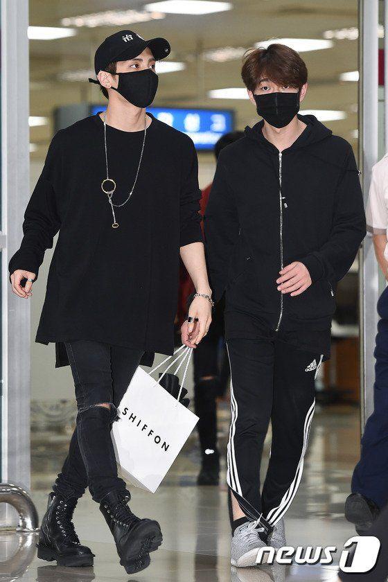 160815 #Jonghyun #Onew  - Gimpo International Airport from Tokyo, Japan