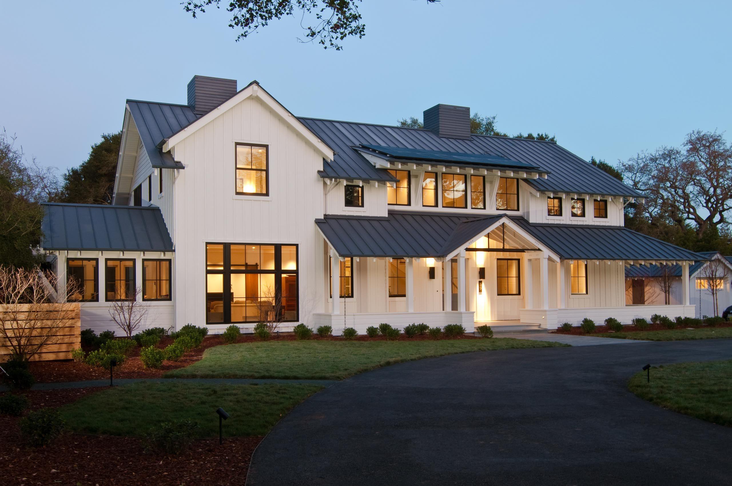 Superb 17 Best Ideas About Farmhouse Architecture On Pinterest Lake Largest Home Design Picture Inspirations Pitcheantrous