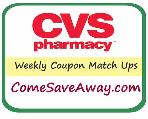 CVS Deals & Steals from week of 8/10