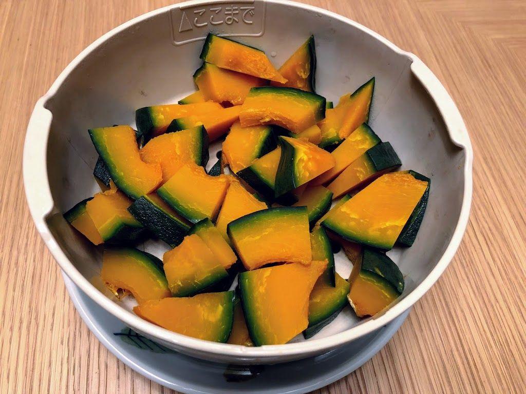 ホット クック 蒸し 野菜